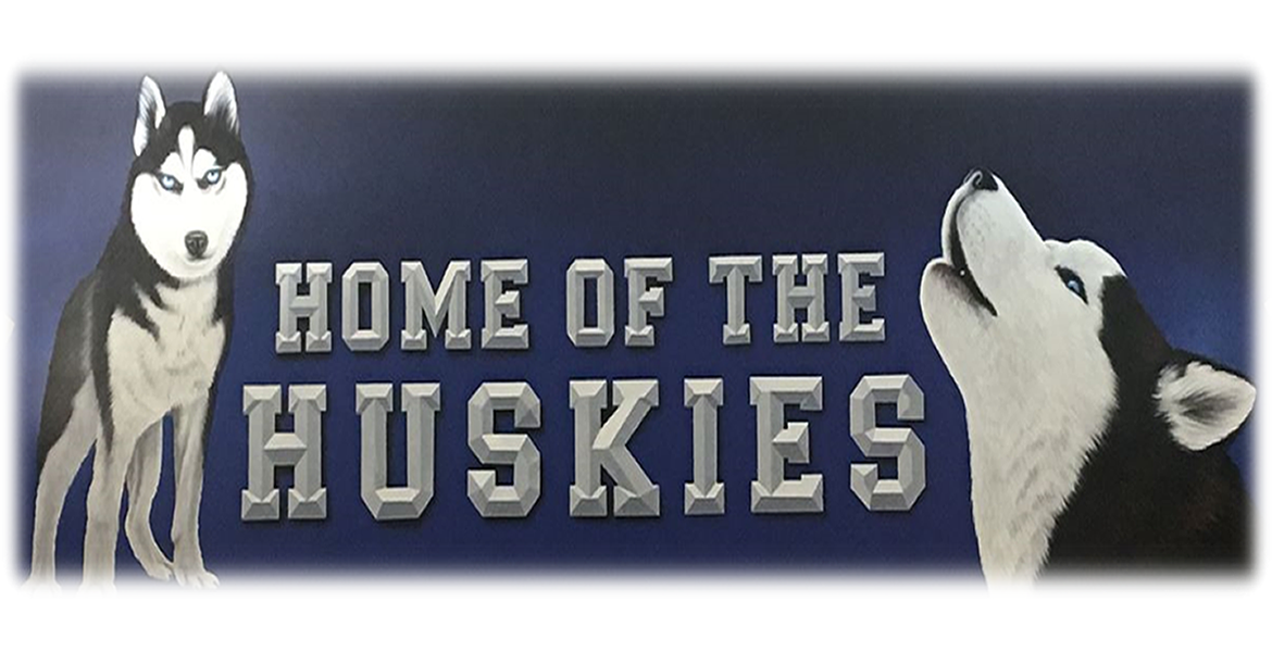 Home of the Huskies